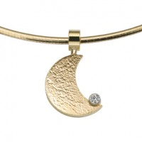 Moon briljant gold yellow/yellow