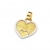 Loved One gold yellow/white