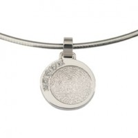 Dazzling zirconia silver